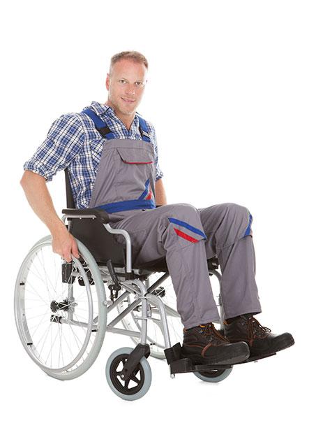 Monteur-rolstoel